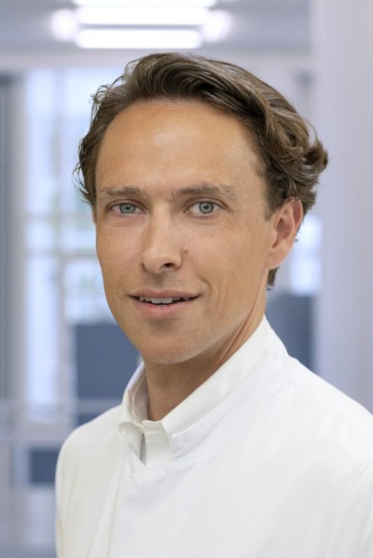 Portrait Dr. med. Martin Husen