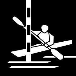 Icon Kanu-Slalom