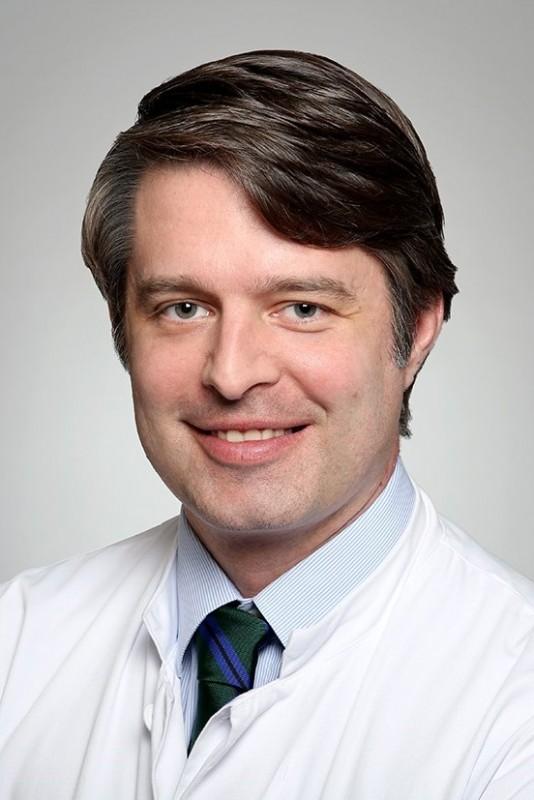 Portrait PD Dr. med. Matthias Totzeck