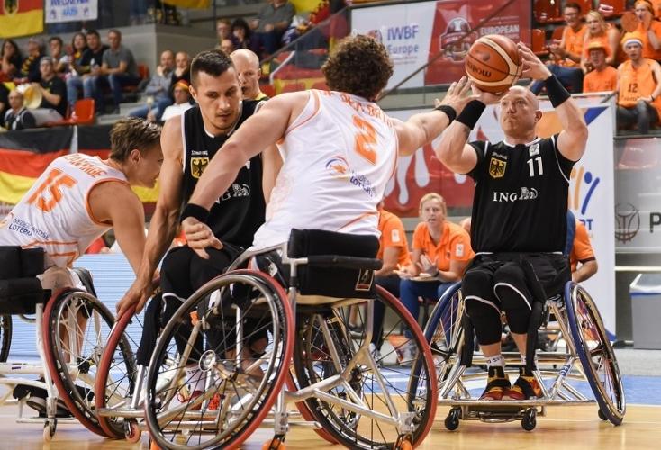 Rollstuhl-Basketball: Deutsche Herren lösen das Ticket für Tokio