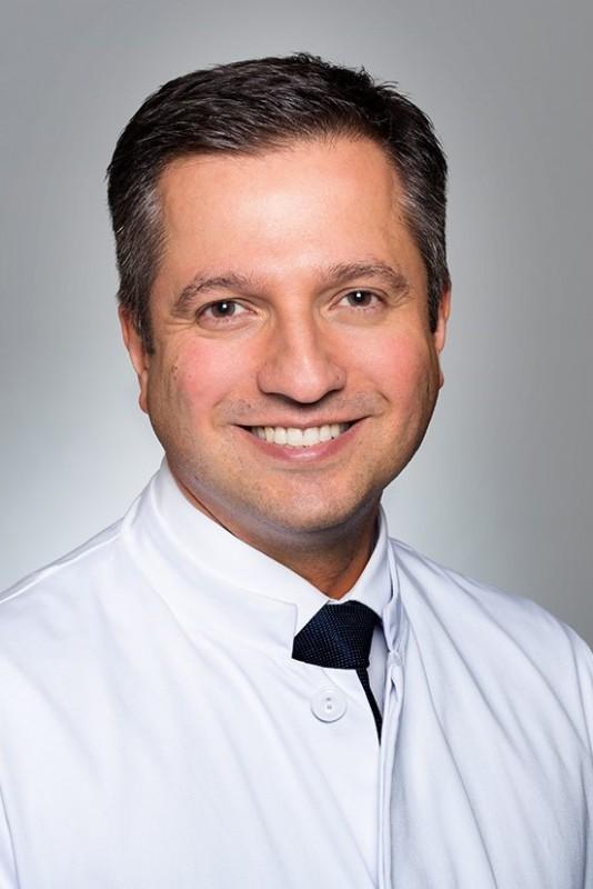 Portrait Prof. Dr. med. Tienush Rassaf