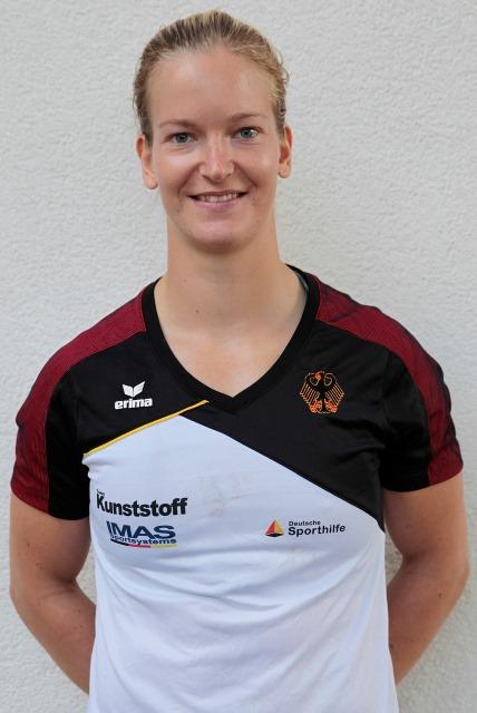 Portrait Caroline Arft
