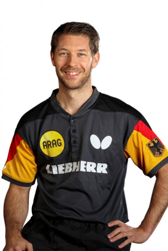 Portrait Bastian Steger