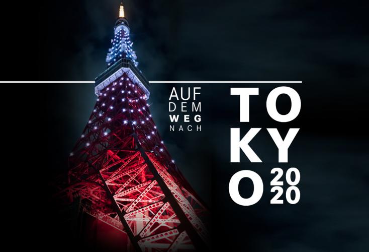 TOKYO 2020 findet im Sommer 2021 statt (Bild: OSP NRW/Rhein-Ruhr)