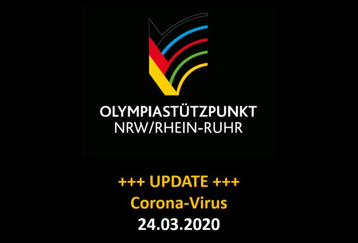 Der OSP hält euch mit Updates auf dem Laufenden.