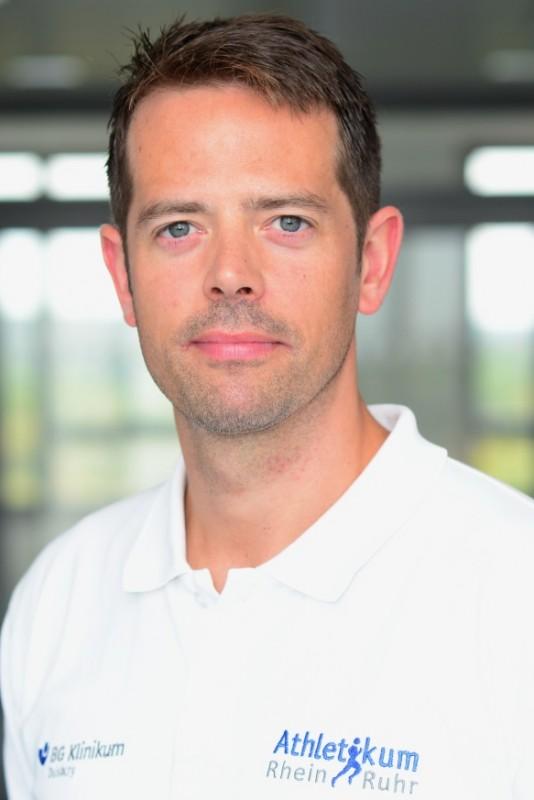 Portrait Dr. Sportwiss. Christian Raeder