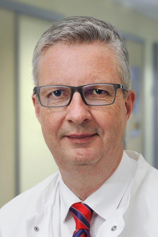 Portrait Dr. med. Friedrich Teikemeier