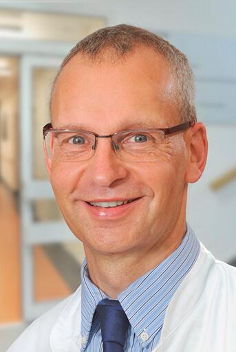 Portrait Dr. med. Klaus Findt