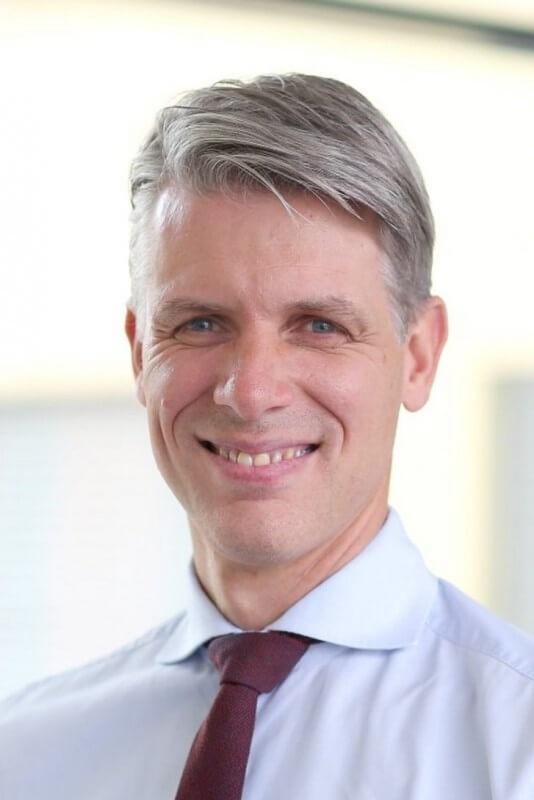Portrait Prof. Dr. med. Clayton N. Kraft