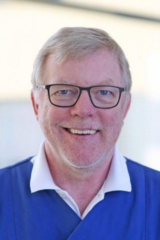 Portrait Prof. Dr. med. Heinrich Klues