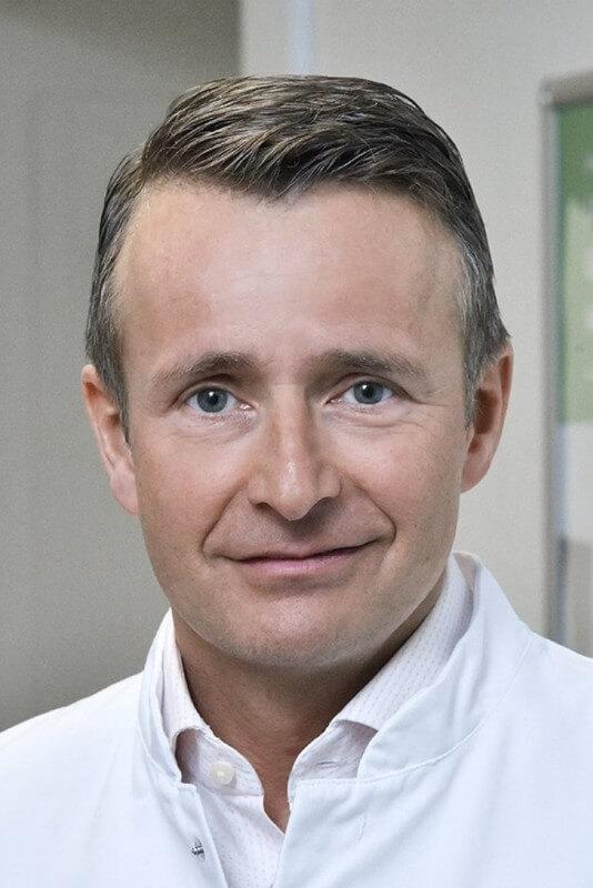 Portrait Prof. Dr. med. Erol Gercek