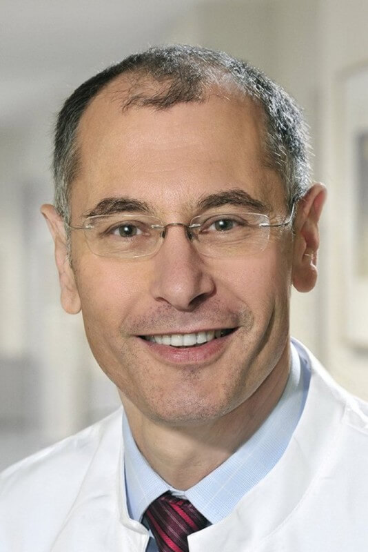 Portrait Prof. Dr. med. Melchior Seyfarth