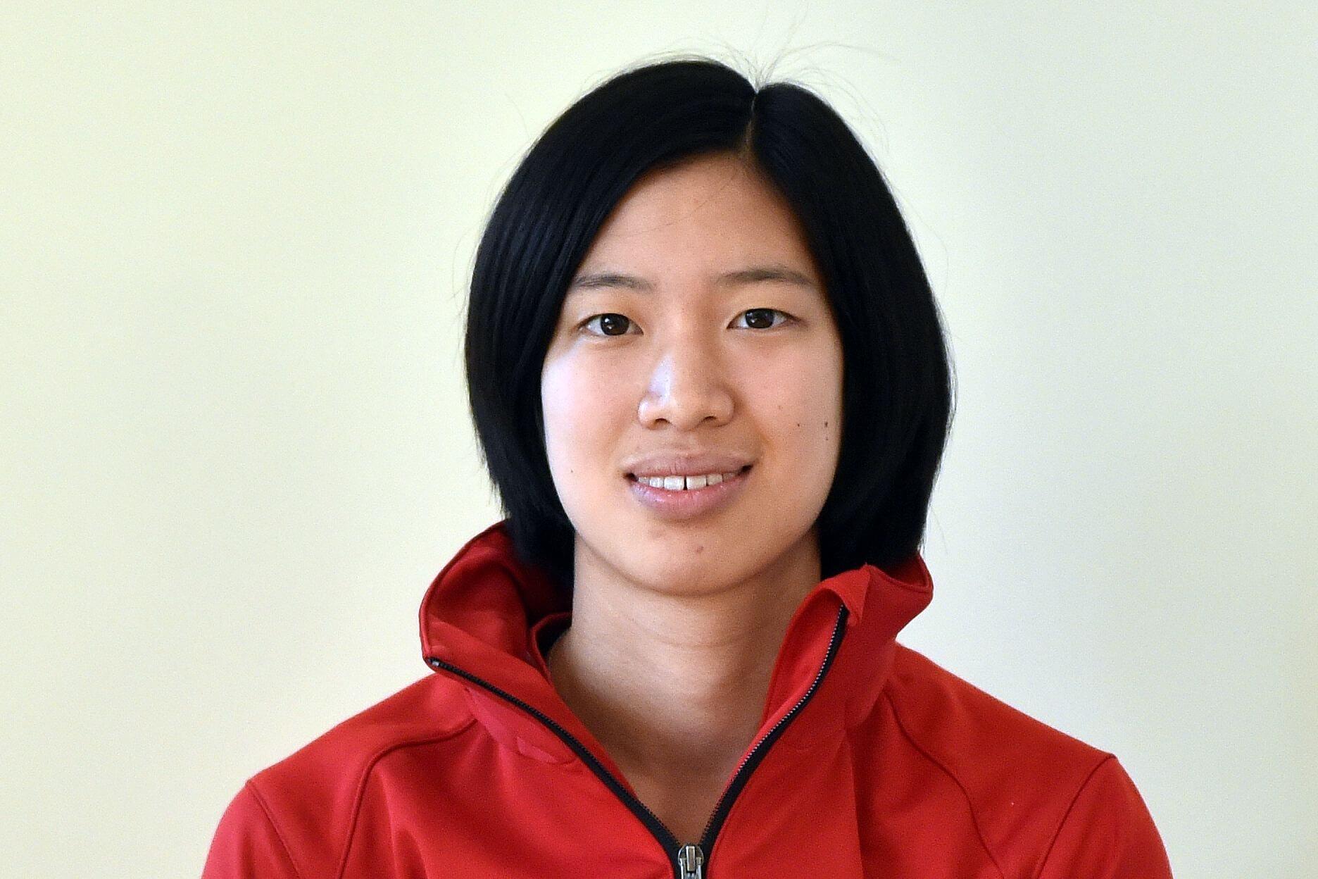 OSP-Athletin Yvonne Li (Bild: Claudia Pauli)