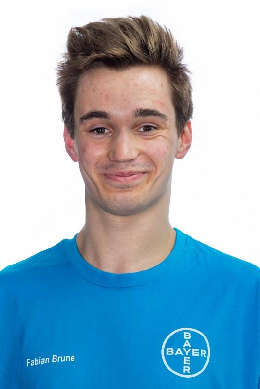 Portrait Fabian Brune