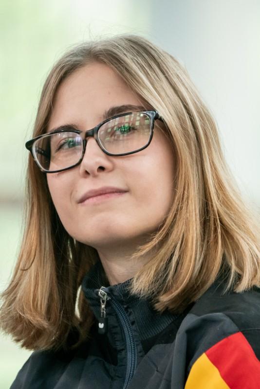 Portrait Sandra Mikolaschek