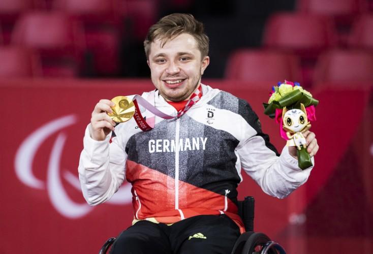 Valentin Baus gewinnt Gold (Bild: © Mika Volkmann)